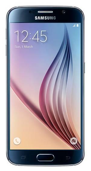 Смартфон Samsung Galaxy S6 SM-G920F 32ГБ черный - фото 1
