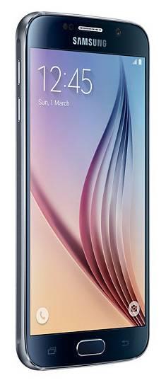 Смартфон Samsung Galaxy S6 SM-G920F 32ГБ черный - фото 5
