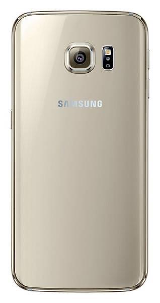 Смартфон Samsung Galaxy S6 Edge SM-G925F 32ГБ золотистый - фото 2