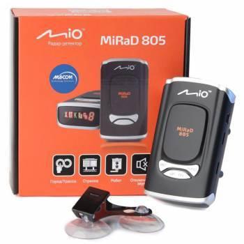 Радар-детектор Mio MiRaD 805