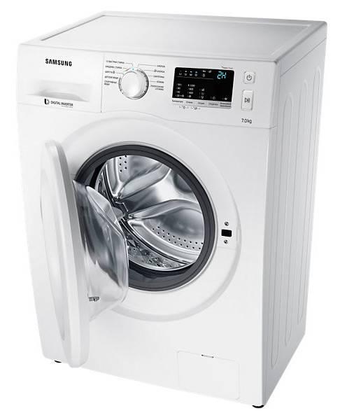 Стиральная машина Samsung WW70J3240LW белый - фото 5