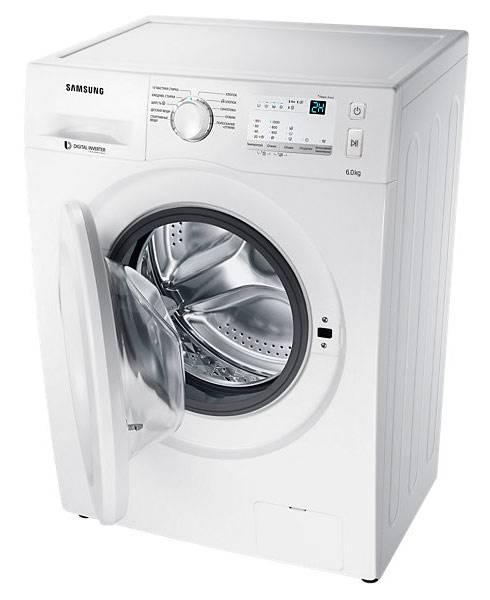Стиральная машина Samsung WW60J3047LW белый - фото 3