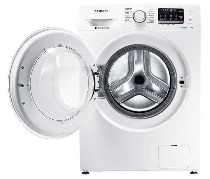 Стиральная машина Samsung WW70J5210JW белый - фото 2