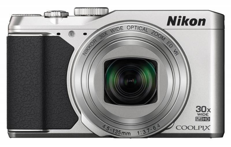 Фотоаппарат Nikon S9900 серебристый - фото 3