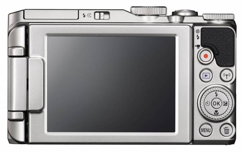Фотоаппарат Nikon S9900 серебристый - фото 4
