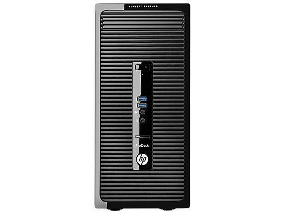 Системный блок HP ProDesk 400 G2 черный (K8K76EA) - фото 2