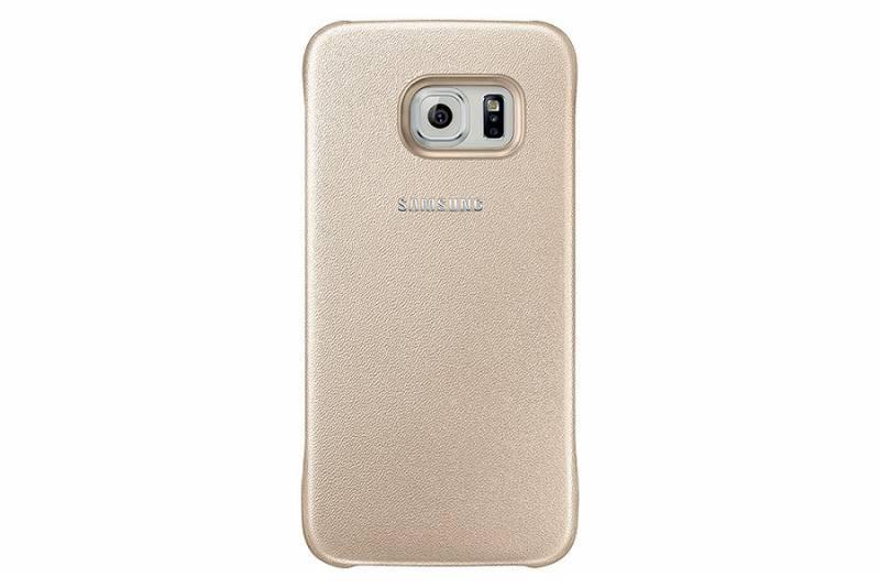Чехол (клип-кейс) Samsung Protective Cover золотистый - фото 1