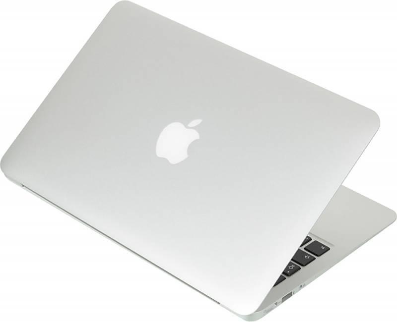 "Ноутбук 11.6"" Apple MacBook Air MJVM2RU/A серебристый - фото 2"
