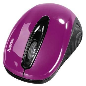 Мышь Hama AM-7300 фиолетовый