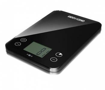 Кухонные весы Redmond RS-741S-E черный