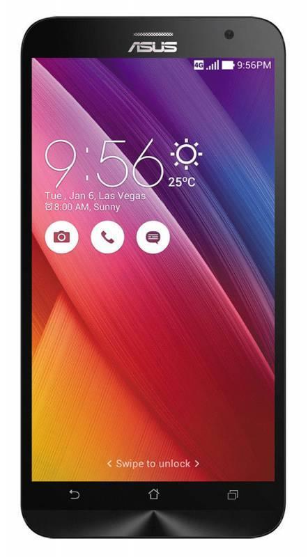 Смартфон Asus Zenfone 2 ZE551ML 16ГБ черный - фото 2