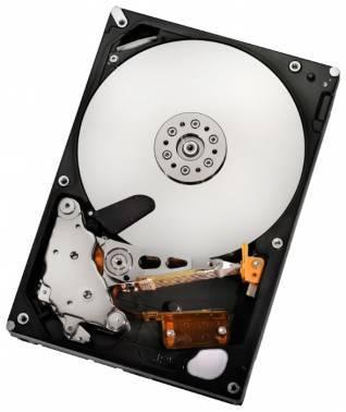 Жесткий диск HGST Ultrastar 7K6000 HUS726040ALE614, объем 4Tb, форм-фактор 3.5, буферная память 128МБ, скорость вращения шпинделя 7200 об/мин, интерфейс SATA-III (0F23025)