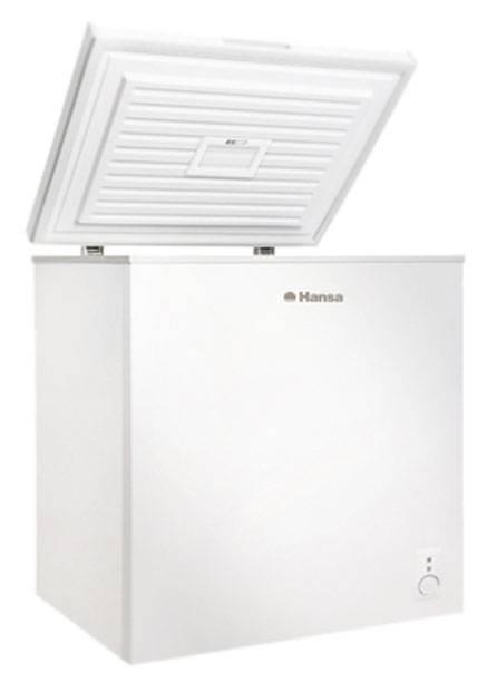 Морозильный ларь Hansa FS150.3 белый - фото 1