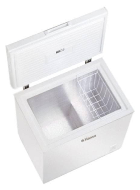 Морозильный ларь Hansa FS150.3 белый - фото 2