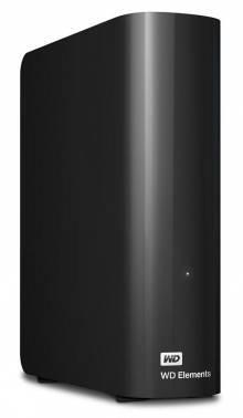 Внешний жесткий диск 5Tb WD WDBWLG0050HBK-EESN Elements Desktop черный USB 3.0