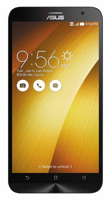 Смартфон Asus Zenfone 2 ZE551ML 16ГБ золотистый - фото 1