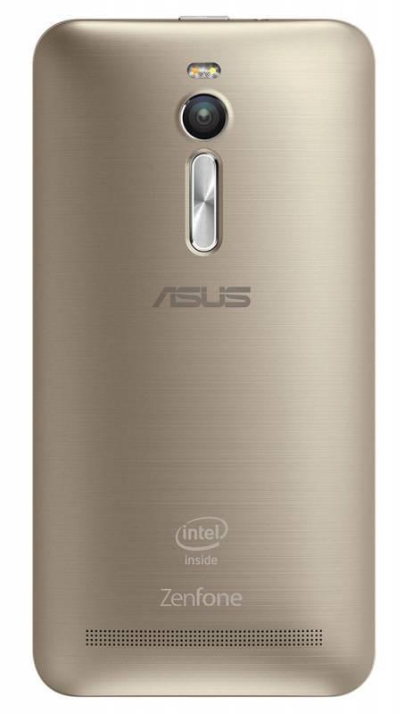 Смартфон Asus Zenfone 2 ZE551ML 16ГБ золотистый - фото 2