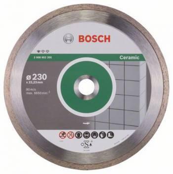 Алмазный диск по керамике Bosch Standard for Ceramic