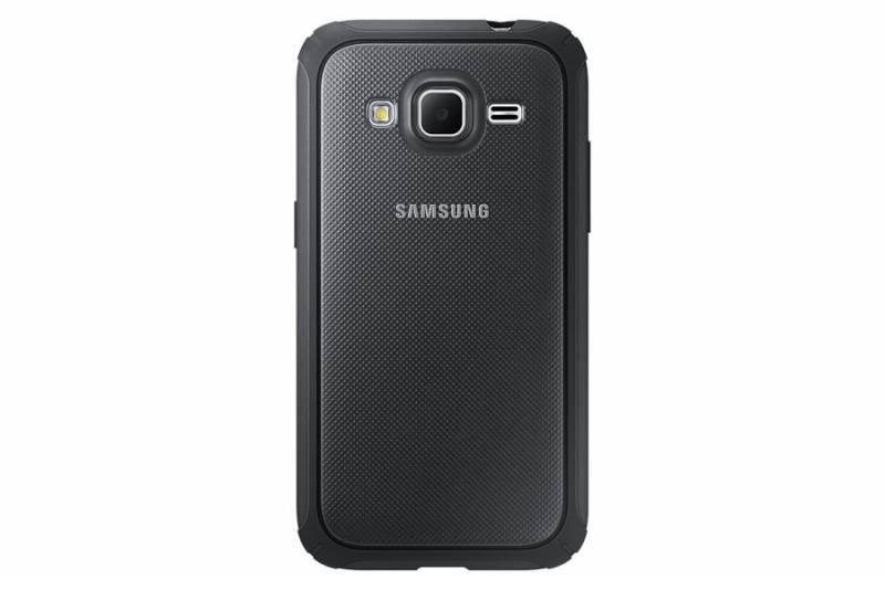 Чехол (клип-кейс) Samsung Protective Cover G360 черный - фото 2