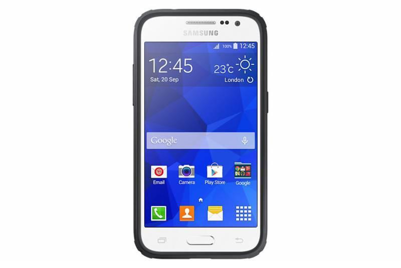 Чехол (клип-кейс) Samsung Protective Cover G360 черный - фото 3