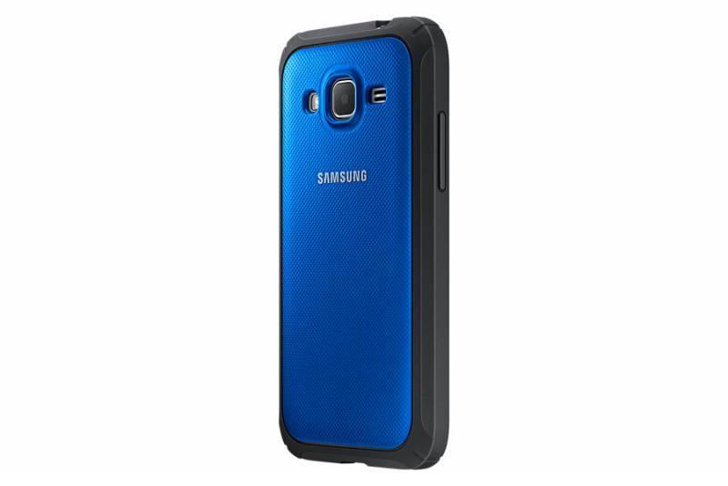 Чехол (клип-кейс) Samsung Protective Cover G360 синий - фото 1