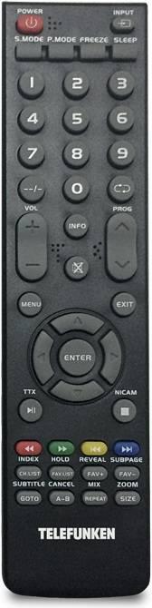 """Телевизор LED 31.5"""" Telefunken TF-LED32S2 черный - фото 2"""