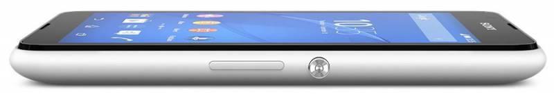 Смартфон Sony Xperia E4g E2003 8ГБ белый - фото 3