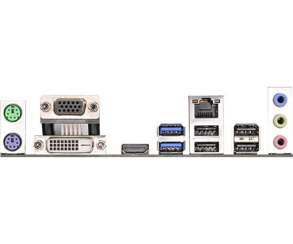 Материнская плата Soc-FM2+ Asrock FM2A88M-HD+ R2.0 mATX - фото 2