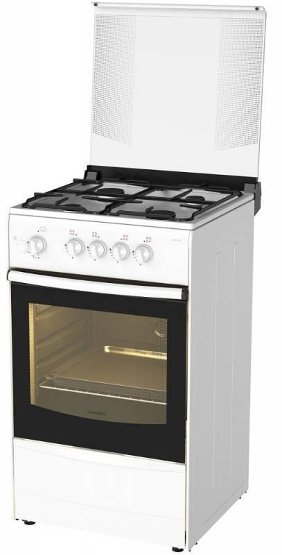Плита газовая Darina 1B GM 441 105 W белый - фото 1