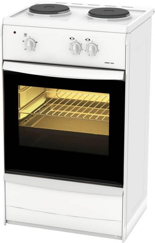 Плита электрическая Darina S EM 521 404 W белый (38078) - фото 1