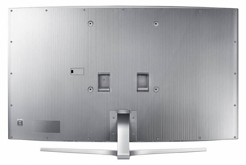 "Телевизор LED 65"" Samsung UE65JS9000TX серебристый - фото 2"