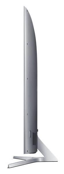 "Телевизор LED 65"" Samsung UE65JS9000TX серебристый - фото 4"