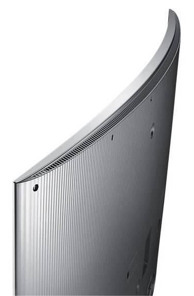 "Телевизор LED 65"" Samsung UE65JS9000TX серебристый - фото 6"