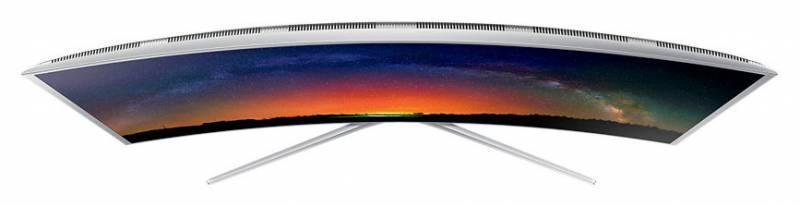 "Телевизор LED 65"" Samsung UE65JS9000TX серебристый - фото 7"