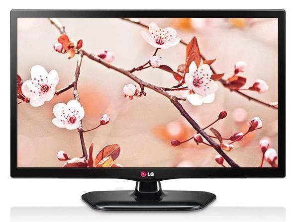 """Телевизор LED 28"""" LG 28MT47V-PZ черный - фото 1"""