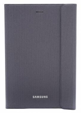 Чехол Samsung Book Cover, для Samsung Galaxy Tab A SM-T35x, титан (EF-BT350BSEGRU)