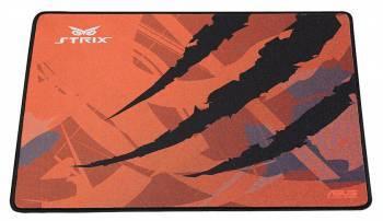 Коврик для мыши Asus Strix GLIDE SPEED оранжевый/черный (90YH00F1-BDUA01)