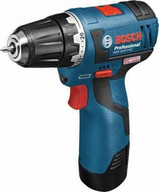 Дрель-шуруповерт Bosch GSR 10,8 V-EC (06019D4000)