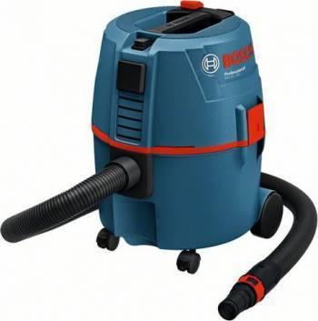 Строительный пылесос Bosch GAS 20 L SFC синий