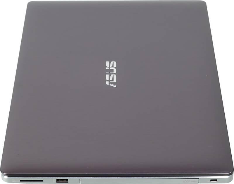 """Ноутбук ASUS N550JX-CN069H  15.6"""" 1920x1080 Intel Core i7 4720HQ 2.6ГГц 8192МБ DDR3L 1600МГц 1000Гб DVD-RW nVidia GeForce GTX 950M 4096МБ Windows 8.1 64-bit BT - фото 5"""