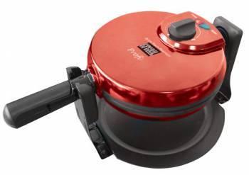 Вафельница GFGril Waffle Pro GF-020 черный / красный