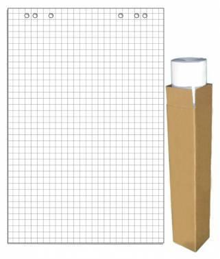 Блок бумаги 275159 для флипчартов 67.5х98см клетка 20л (упак.:5шт)