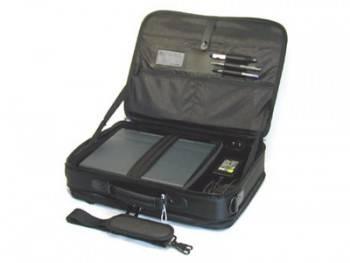 Сумка для ноутбука 17.3 Continent CC-892 черный