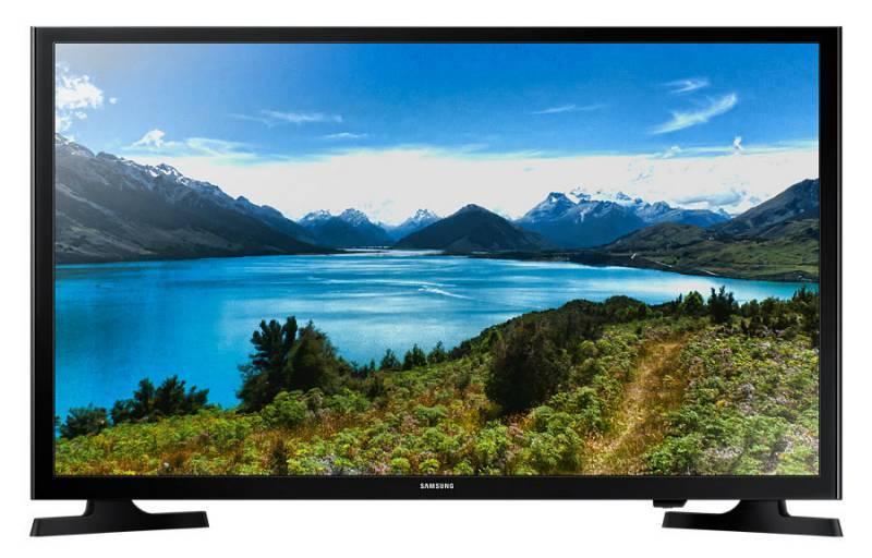 """Телевизор LED 32"""" Samsung UE32J4000AKXRU черный - фото 1"""