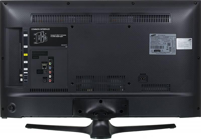 """Телевизор LED 32"""" Samsung UE32J5530AUXRU черный - фото 4"""