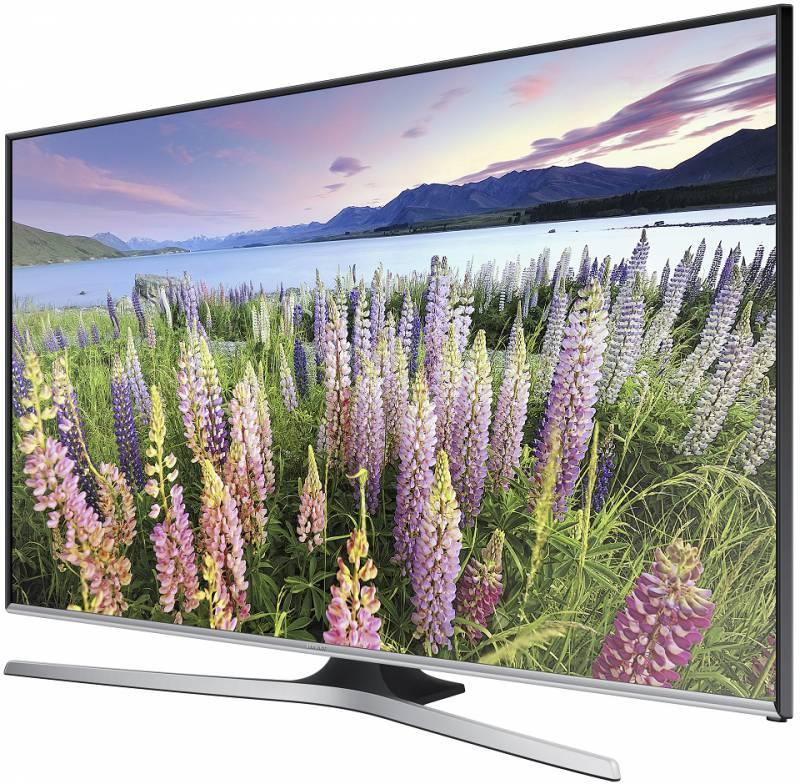 """Телевизор LED 40"""" Samsung UE40J5500AUXRU черный - фото 2"""