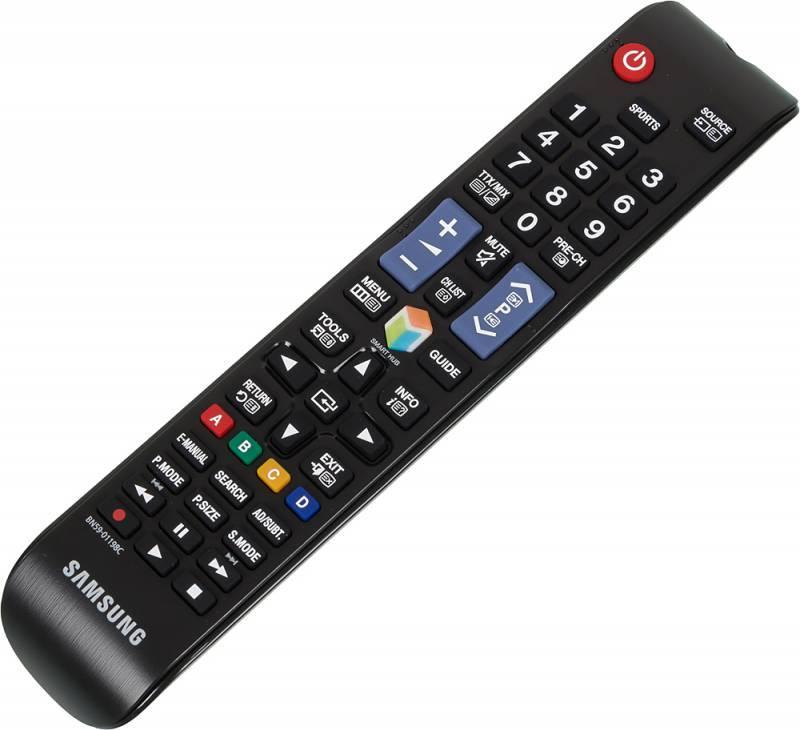 """Телевизор LED 40"""" Samsung UE40J5530AU черный - фото 2"""