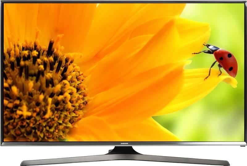 """Телевизор LED 40"""" Samsung UE40J5530AU черный - фото 1"""