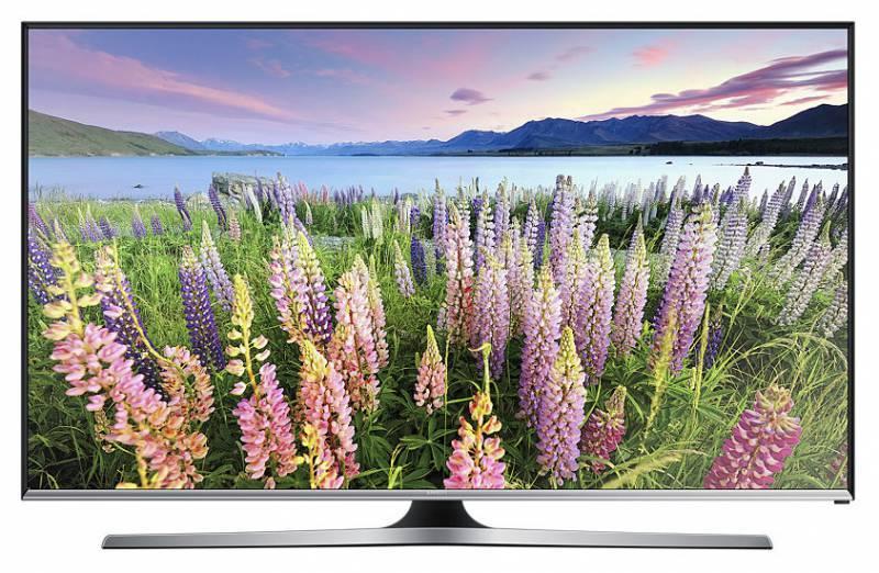 """Телевизор LED 48"""" Samsung UE48J5500AUXRU черный - фото 1"""