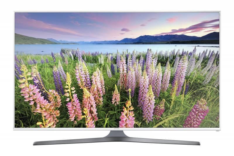 """Телевизор LED 48"""" Samsung UE48J5510AUXRU белый - фото 1"""